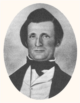 Almon W. Babbitt was the Church's legal defender. Photograph courtesy Utah State Historical Society.