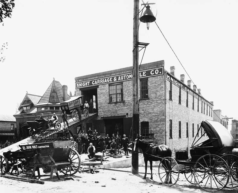 Knight Carriage and Auto Company