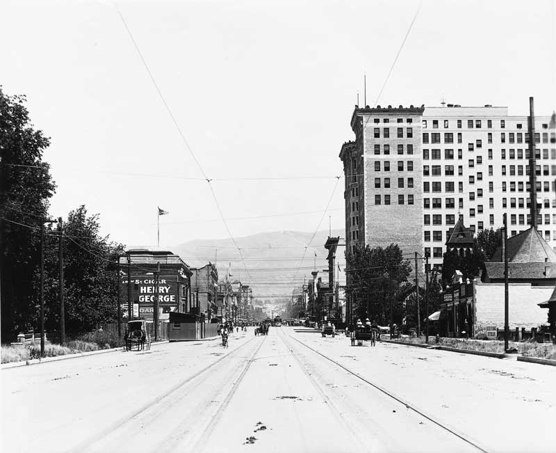 Main Street and 500 South