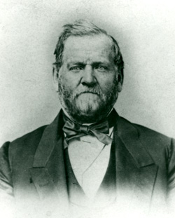 Orson Hyde (1805-78), president of the LDS quorum of twelve apostles, helped to colonize both northern and southern Utah.