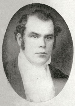 Parley P. Pratt (1807-57), an LDS apostle and territorial colonizer and legislator, was killed in Arkansas by the husband of one of his plural wives.