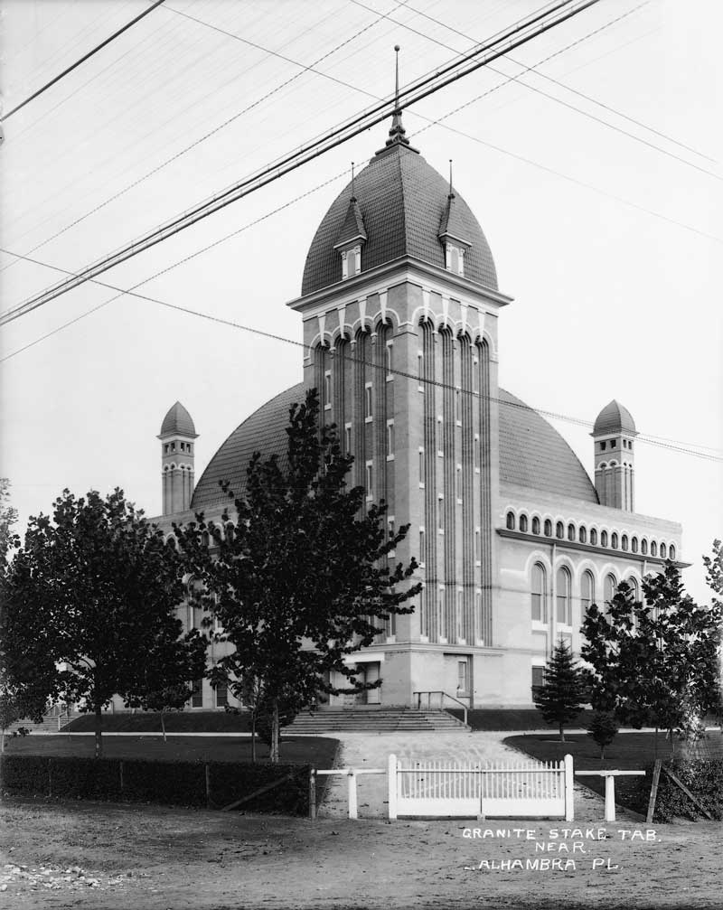 LDS Granite Stake Tabernacle