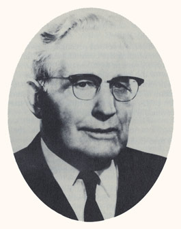 Hugh B. Brown was a member of the First Presidency and Utah State Democratic Party chairman. Photograph courtesy LDS Church Archives.