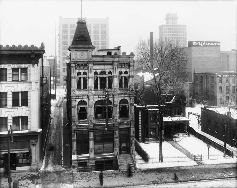 Utah Light and Traction Co. offices