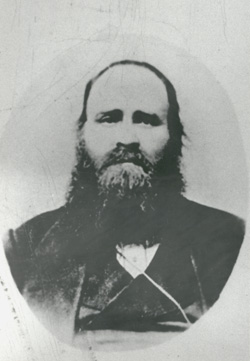 Amasa Lyman (1813-77), an LDS apostle, helped to direct the San Bernardino and gold missions, and later affiliated with the Godbeite movement, for which he was excommunicated.