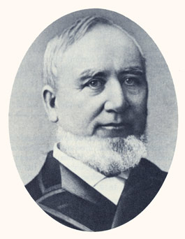 George Q. Cannon was a counselor to four prophets and a Church publisher. Photograph courtesy of Utah State Historical Society.