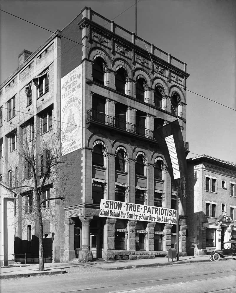 Mountain States Telephone and Telegraph Building