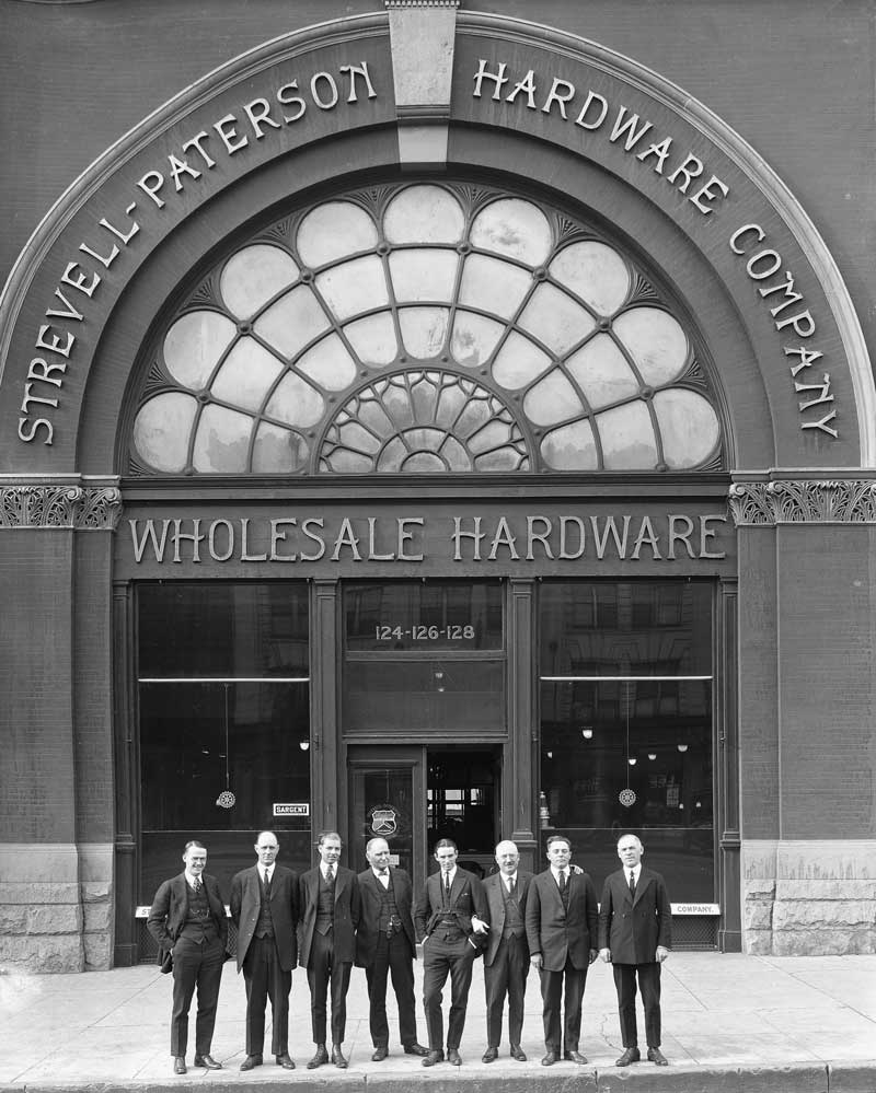 Strevell-Paterson Hardware Co.