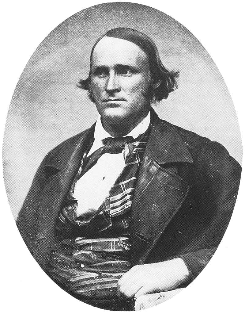 31. Amasa Lyman, as Marsena Cannon photographed him in 1855.