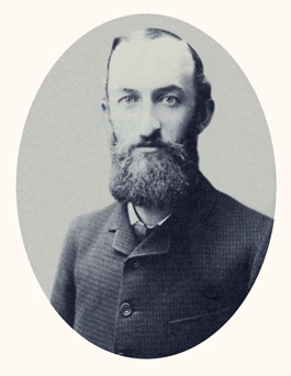 Heber J. Grant was a financier and seventh president of the Church. Photograph courtesy LDS Church Archives.