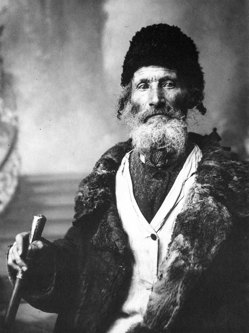 [p.302] 306. An oriental Jew from Bukara, a region between Russia and Persia.