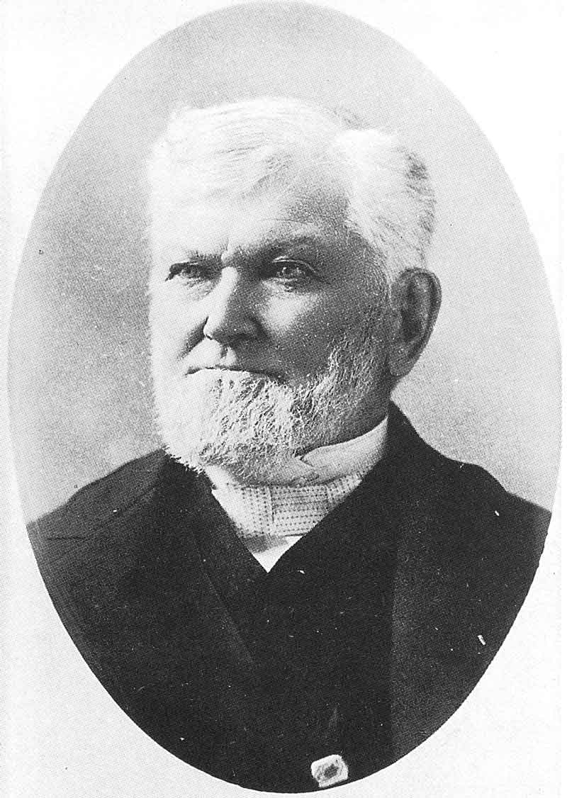 [p.3] 4. Wilford Woodruff, fourth president of the Church of Jesus Christ of Latter-day Saints.