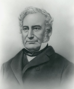 James Duane Doty (1799-1865) was appointed superintendent of Indian Affairs for Utah in 1861 and territorial governor in 1863 until his death.