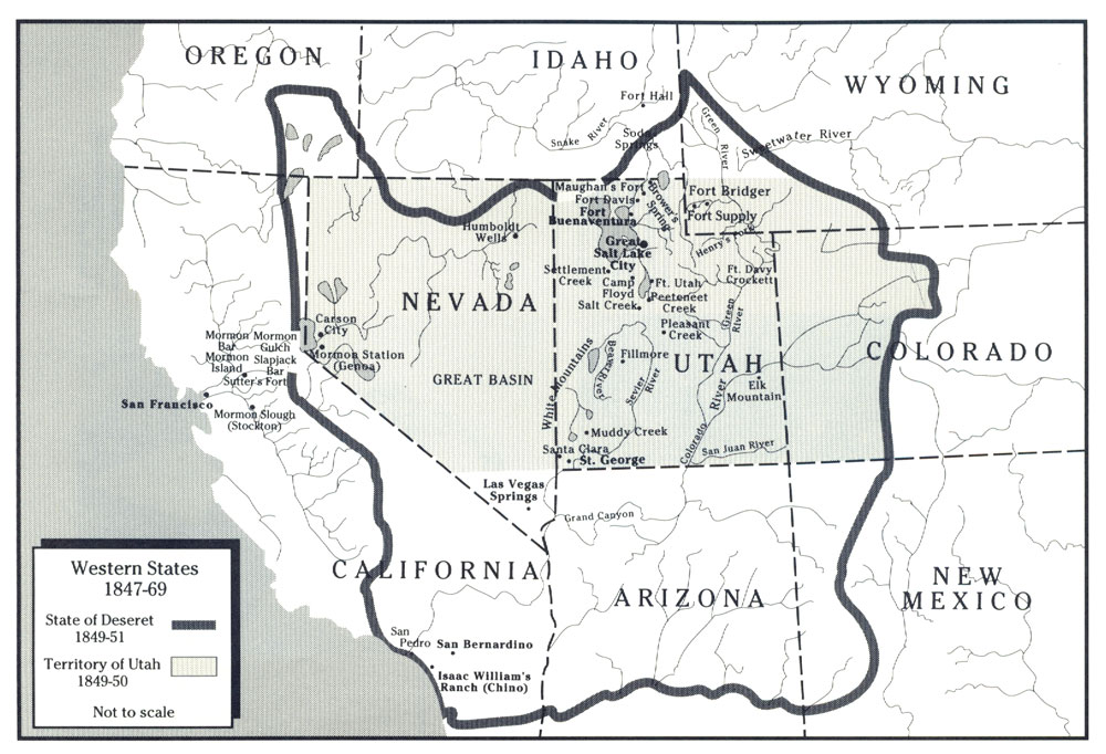 Western States 1847-69