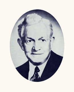 David O. McKay was a teacher and ninth president of the Church. Photograph courtesy LDS Church Archives.