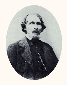 W. W. Phelps was a publisher and pioneer. Photograph courtesy LDS Church Archives.