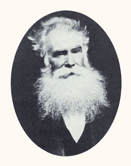 Orson Pratt was an apostle, scholar, and defender of plural marriage. Photograph courtesy LDS Church Archives.