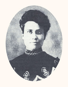 "Alice Louise Reynolds was a professor, a ""seeker after knowledge."" Photograph courtesy LDS Church Archives."