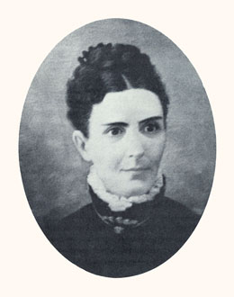 Ellis Shipp was a pioneer woman and an obstetrician. Photograph courtesy LDS Church Archives.