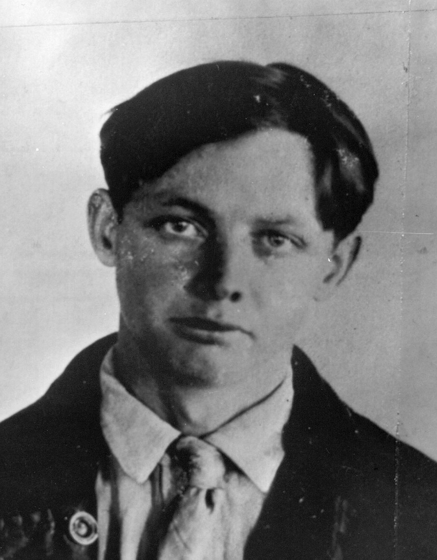 """Utah's youngest to be sentenced to die."" Harry Thorne executed on 26 September 1912."