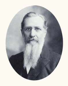 Joseph F. Smith was the sixth president of the Church. Photograph courtesy LDS Church Archives.