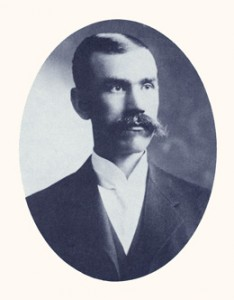 Reed Smoot was an apostle and United States Senator. Photograph courtesy LDS Church Archives.