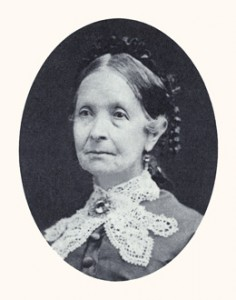 "Eliza R. Snow was ""Zion's poetess""; a wife of prophets; second president of the Relief Society; and a ""prophetess, presidentess, and priestess."" Photograph courtesy LDS Church Archives."