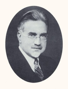 John A. Widtsoe was a scientist, university president, and apostle. Photograph courtesy LDS Church Archives.