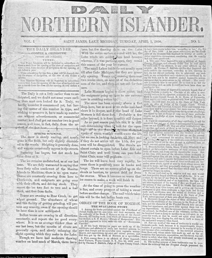 Daily Northern Islander
