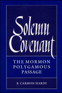 Solemn Covenant By Carmon Hardy