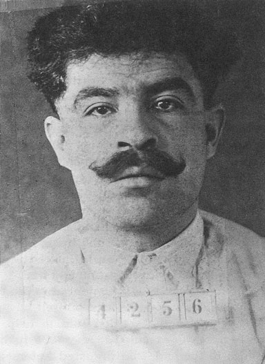 """I am innocent. Seek the woman."" Pedro Cano executed on 15 May 1925."