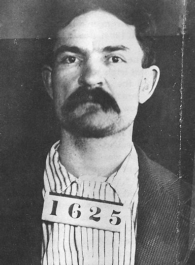 """I believe all of this was predestined."" Frank Rose executed on 22 April 1904."