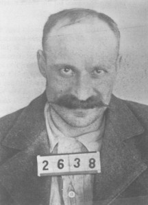 """""""Chose hanging so as not to meet his victims in the next life."""" J. J. Morris executed on 30 April 1912."""