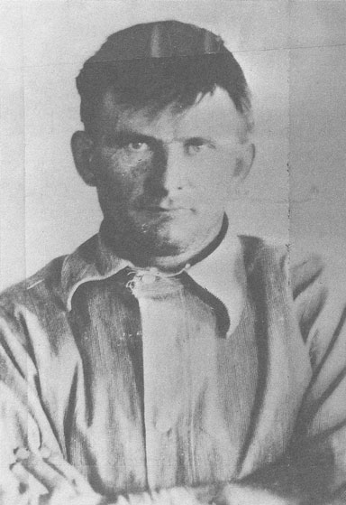 """Did not do the killing but was executed."" Thomas Riley executed on 24 October 1912."