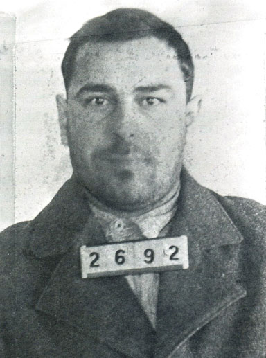 """Three times dreamed of his own execution."" Frank Romeo executed on 20 February 1913."