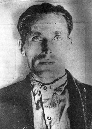 """I don't want to be found dead in Utah."" Joe Hill executed on 19 November 1915."